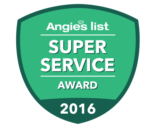 Angies List 2016 Winner