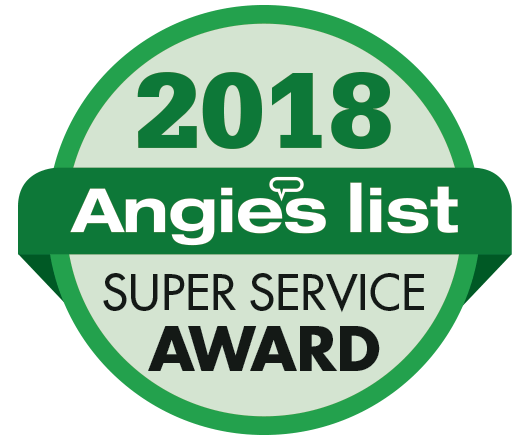 Angies List 2018 Winner
